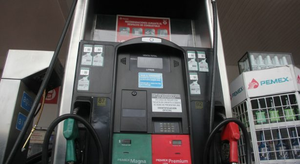 Desabasto de gasolina en la zona de Orizaba