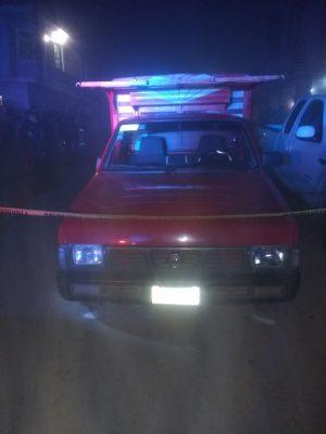 Atropella camioneta a dos niños