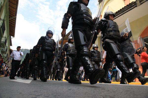 Nuevos policías deberán pasar examen de control y confianza