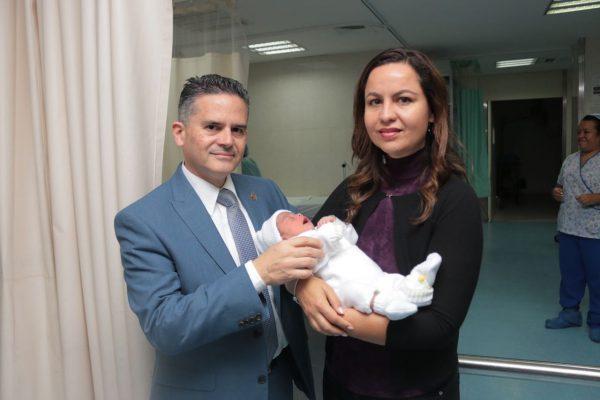 Fue niña el primer bebé del 2018 en Orizaba