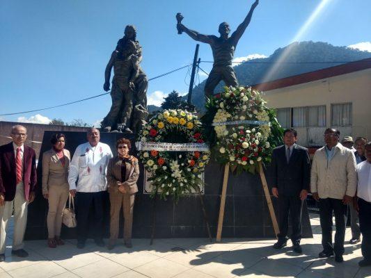Conmemoran 111 aniversario de Mártires de Río Blanco