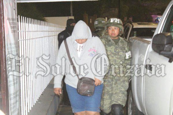 Capturan a 8 con gasolina robada en Omealca
