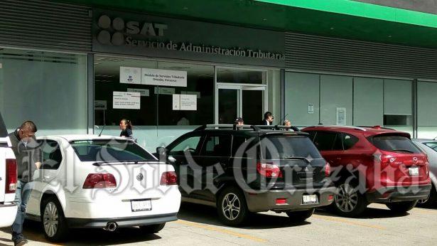 Desconfía SAT de contribuyentes