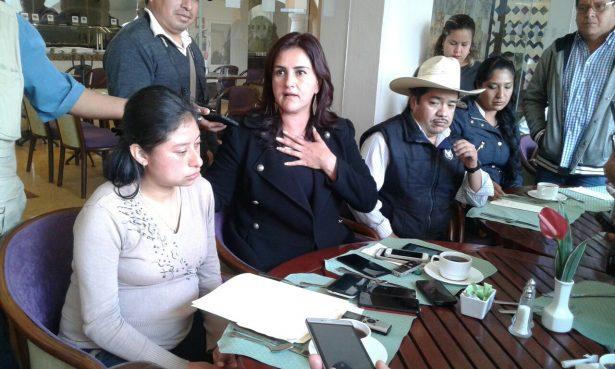 Miente Cuitláhuac García, alcaldesa de Mixtla no fue amenazada por el Gobierno del Estado