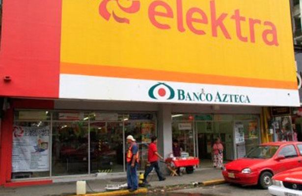 Saquean tienda Elektra: se llevan más de 3 mdp en mercancía