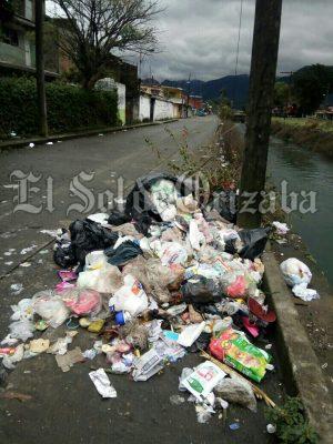 Presume alcalde de Río Blanco que no hay problemas de limpia pública en su municipio