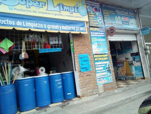 Saquean local en Rafael Delado; botín de 50 mil pesos