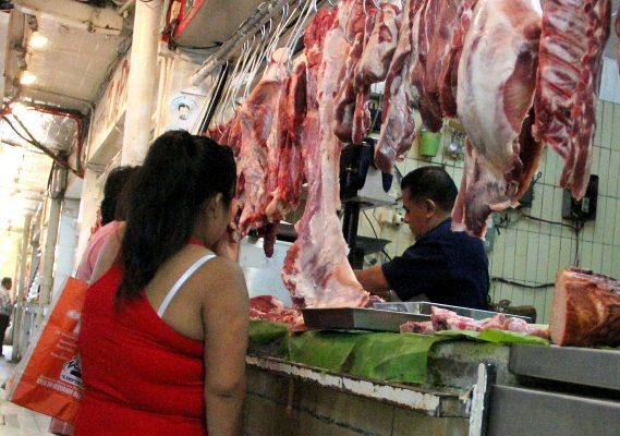Caen ventas de carne por Cuaresma