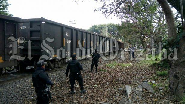 Intentan asaltar el ferrocarril; se escucharon detonaciones
