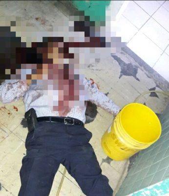 Asesinaron a pensionado y escaparon con 150 mil pesos