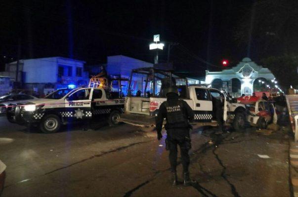 Matan a 7 secuestradores en balaceras; dos civiles muertos