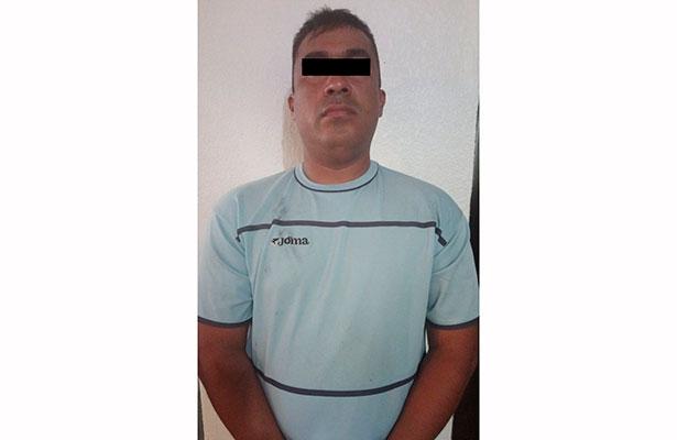 Exmarino acusado de secuestro es capturado en Veracruz