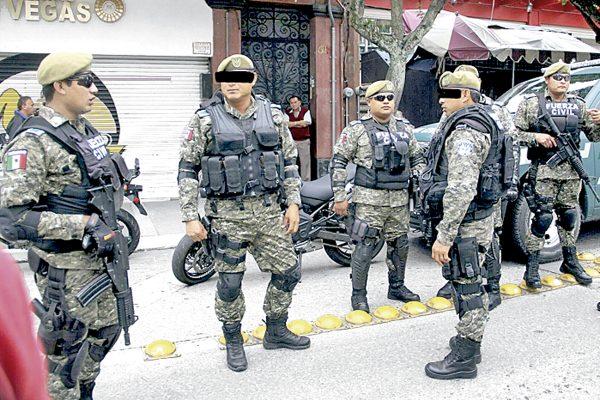 La Fuerza Civil vigilará municipio de Acultzingo
