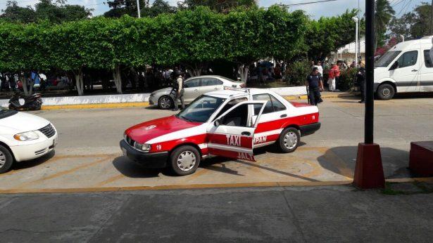 Se enfrentó la  Fuerza Civil con policías encubiertos