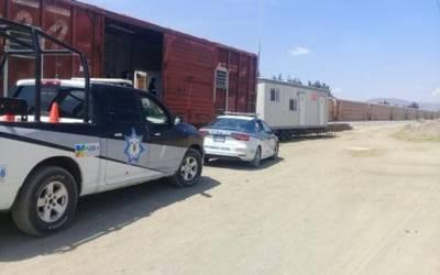 Intentan asaltar al tren en Ciudad Serdán