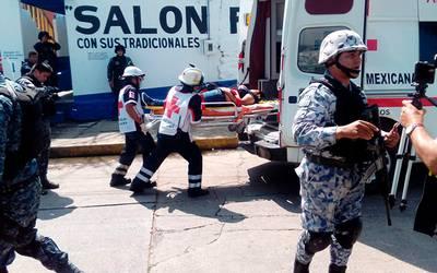 Comando armado ejecuta a dos mujeres en un bar