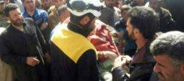 Bombardeo cerca de una escuela mata a 16 niños en Siria