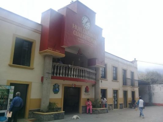 Congregaciones de Huiloapan llevan 10 años sin servicios