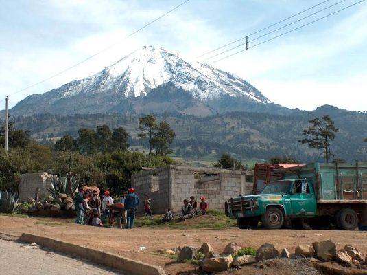 Hay más sitios prehispánicos en el Pico de Orizaba