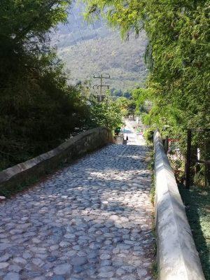 Puente de Necoxtla, con 171 años de historia