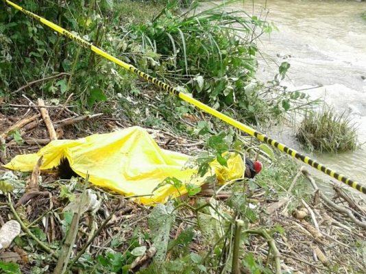 De Orizaba y Palmira, la pareja muerta en río