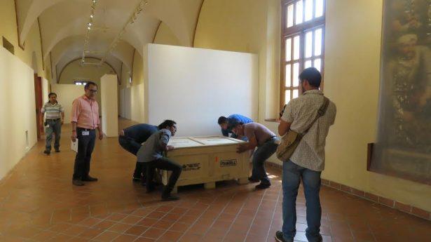 Llegan al Museo de Arte 53 obras de la Estela Infinita de Picasso