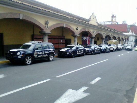 Llega Gendarmería a la zona