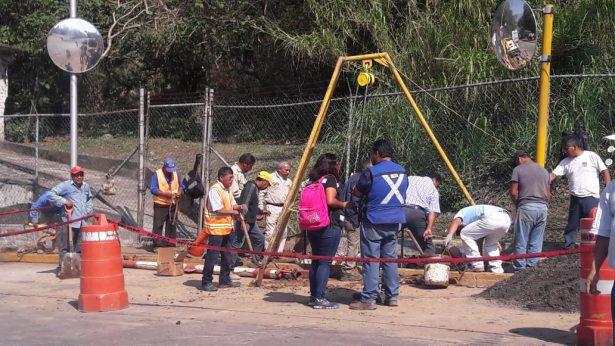 Viernes quedará resuelto problema de abasto de agua en Ixtac