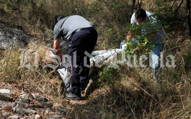 Llevan a pastar a sus animales y descubren un cadáver calcinado