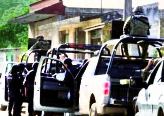 Rescatan SSP y Semar a secuestrado en Fortín