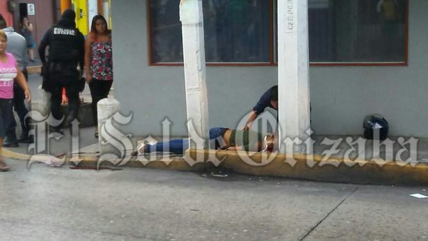 Balean y matan a mujer en pleno centro de Córdoba
