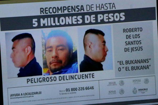 """Incrementan a $5 millones la recompensa por """"El Bukanas'"""""""