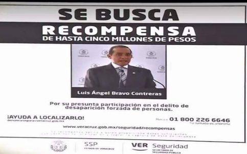 Detienen al ex fiscal general de Veracruz, Luis Ángel N