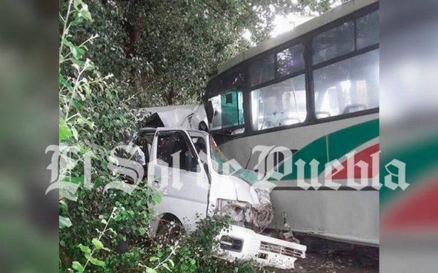 Trágico accidente carretero cobra la vida de ocho personas