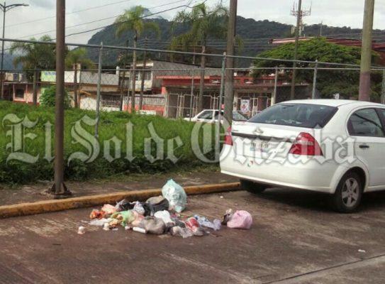 Continúa la falta de coordinación de Limpia Pública
