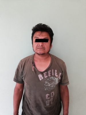 Capturan a mecánico acusado de despojo