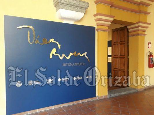 Esperan en MAEV retorno de 3 obras viajeras de Diego Rivera