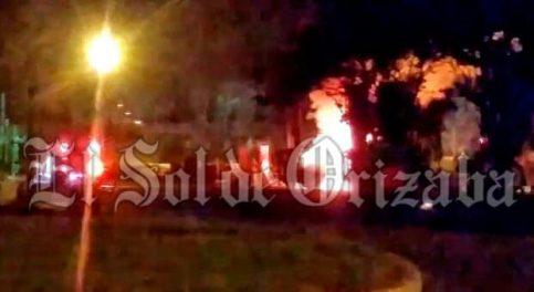 [VIDEO] Incendio en TAMSA deja obreros intoxicados