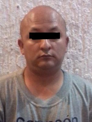 Capturan ministeriales a presunto violador