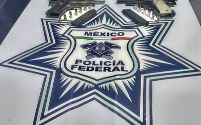 Tras persecución capturan a dos sujetos en la autopista Orizaba-Puebla