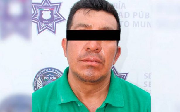 Cae presunto violador de una menor de ocho años