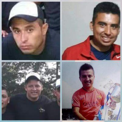 Encuentran a jóvenes que estaban desaparecidos