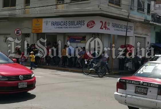 Roban en farmacia de similares