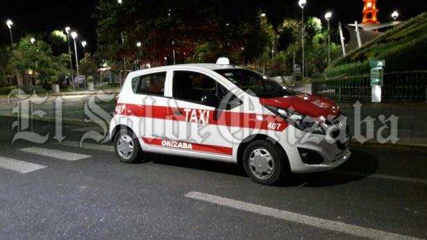 Asesinan a taxista de Orizaba en Ixtac