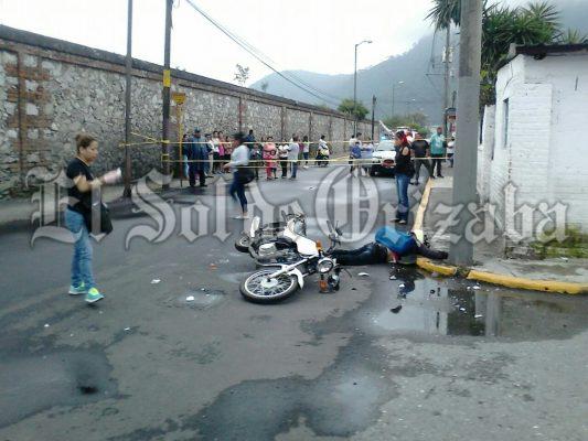 Se mata un motociclista [VIDEO]