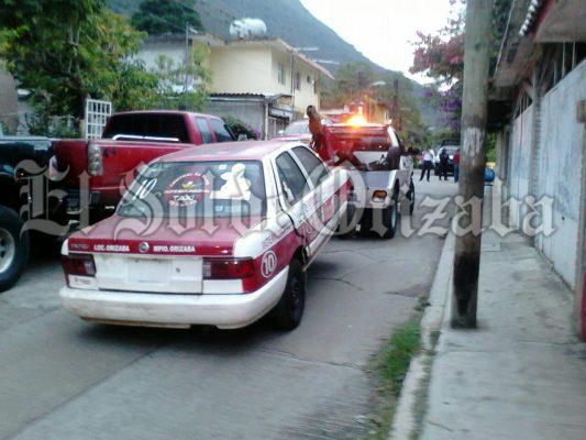 Desconoce Delegado de Transporte Público quien orquesta detención de unidades de taxi