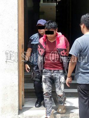 Detienen a narco-menudista