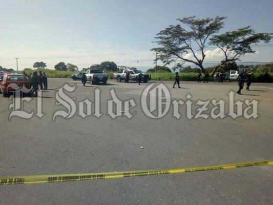 Balacera deja varios muertos en la región