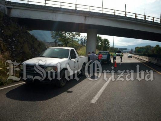Encuentran a un hombre muerto en la autopista