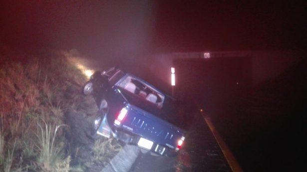 Matan a chófer en la autopista Orizaba-Puebla